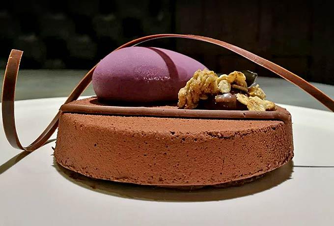 BAFTA Dessert
