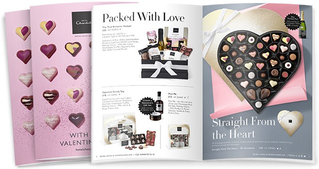 Valentine's Day Gifts Catalogue 2018