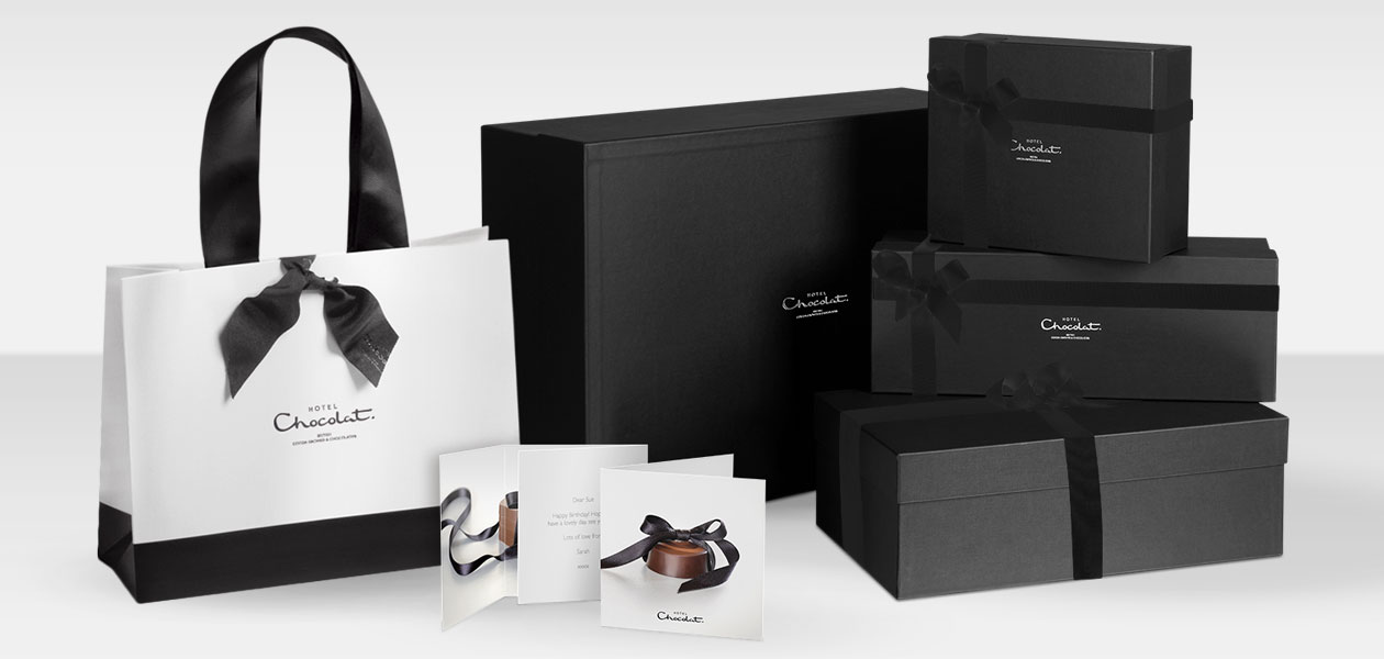 Gift bag personalised gift card information hotel chocolat gifting information negle Gallery