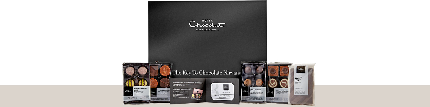 Hotel Chocolat Gift Subscriptions