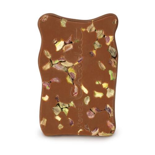 Pistachio & Honey Chocolate Slab Selector