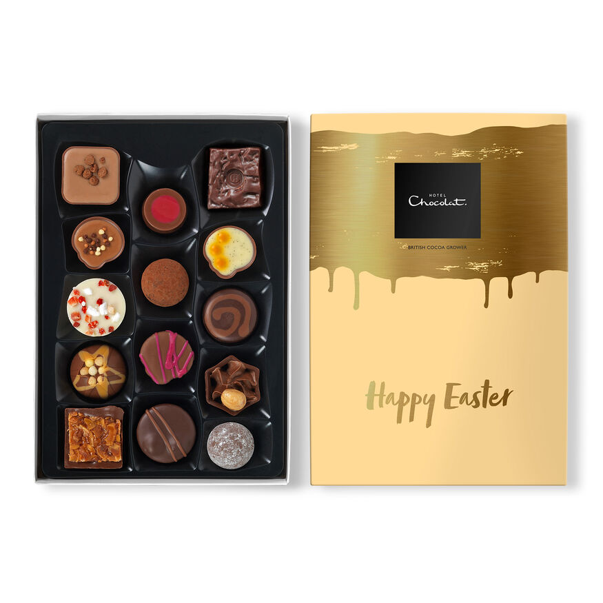 The Easter Everything H-Box of Chocolates, , hi-res