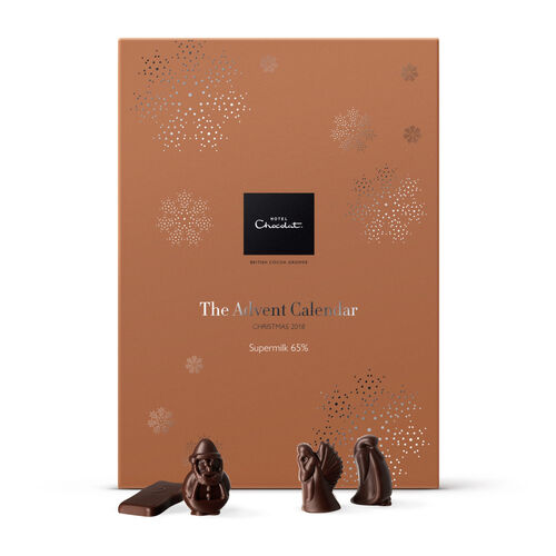 The Advent Calendar – Supermilk Chocolate, , hi-res