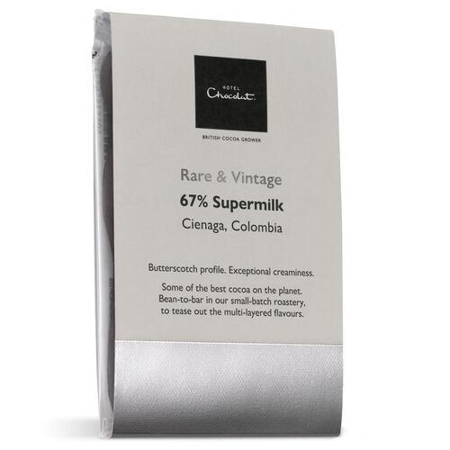 Colombian 67% Supermilk Chocolate, , hi-res