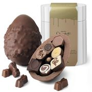 Extra-Thick Easter Egg - Rocky Road to Caramel, , hi-res