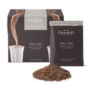 Milky 50% Hot Chocolat Sachets, , hi-res