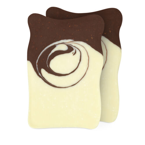 Coconut & Coconut Chocolate Slab Selector, , hi-res