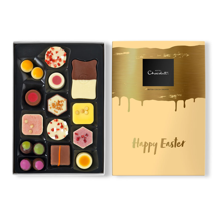 The Easter Exuberantly Fruity  Chocolate H-Box, , hi-res