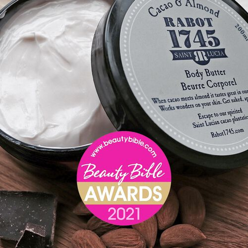Cacao and Almond Body Butter, , hi-res
