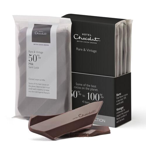 Rare & Vintage Chocolate Bars – Milk & Dark Selection, , hi-res