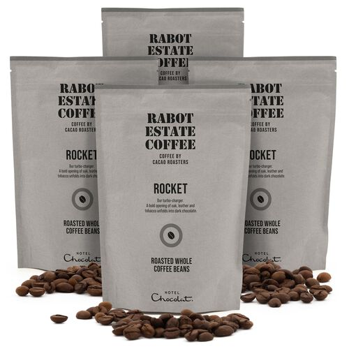 Rocket Whole Roasted Coffee Beans 900g, , hi-res