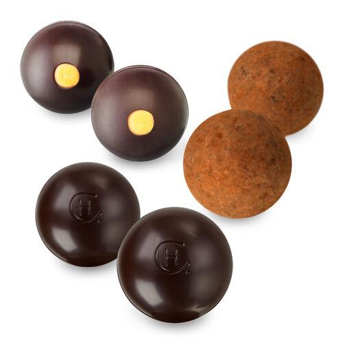 Dark Chocolate Truffles Selector, , hi-res
