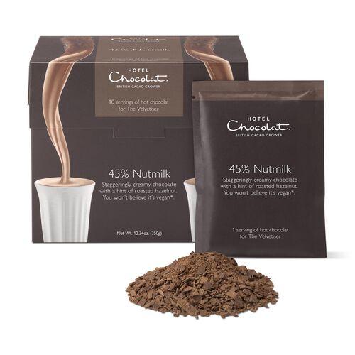 45% Nutmilk Hot Chocolat - Single Serves, , hi-res