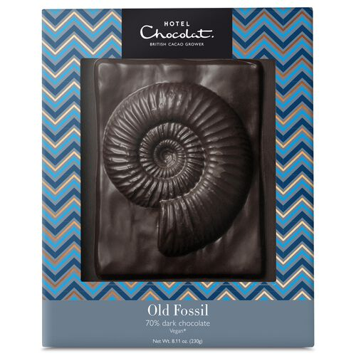 70% Dark Chocolate Old Fossil, , hi-res