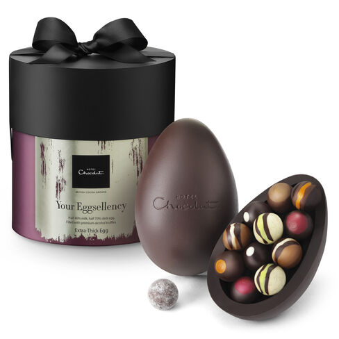 Eggsellency Alcohol Easter Egg - Extra Thick, , hi-res