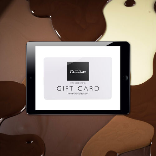 Chocolate Experience Gift Card, , hi-res