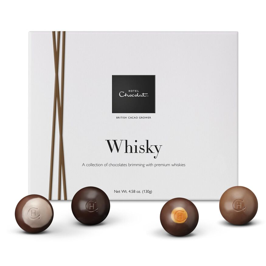 Whisky Chocolate Collection, , hi-res