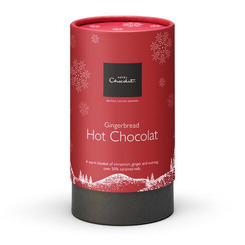 Christmas Hot Chocolate - Gingerbread, , hi-res