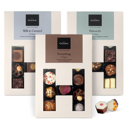 The H-box Collection – Caramel to Cakes , , hi-res