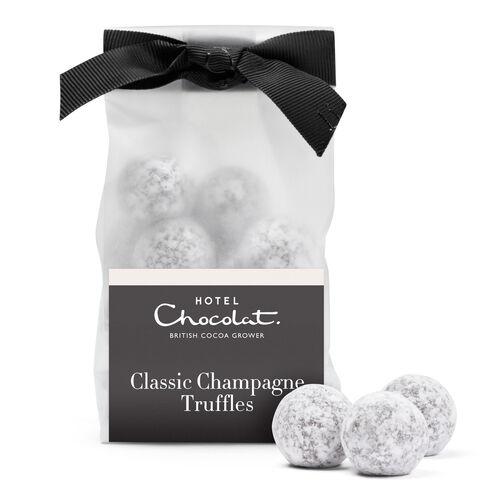 Mini Champagne Chocolate Truffles, , hi-res