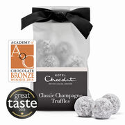 Mini Champagne Chocolate Truffles, , hi-res
