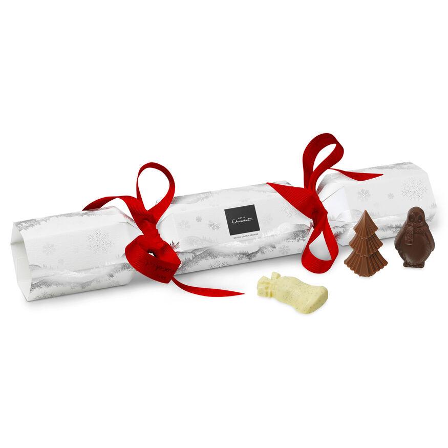 Table Chocolate Christmas Cracker, , hi-res
