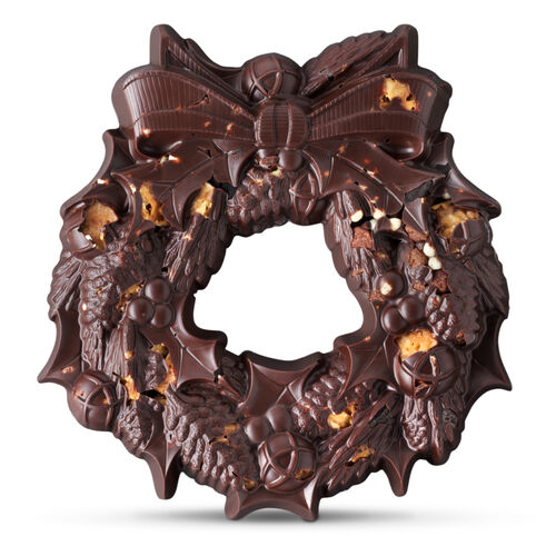 The Large Festive Wreath – Cookie, , hi-res