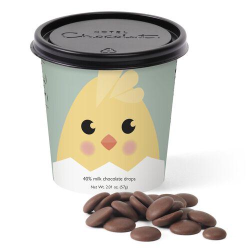 Elizapeck Tiddly Pot - 40% Milk Chocolate, , hi-res