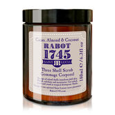 Three Shell Cacao Almond and Coconut Body Scrub, , hi-res