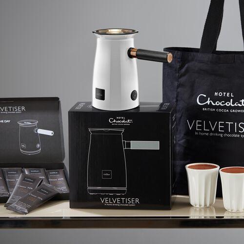 The Velvetiser - White Edition with Starter Pack, , hi-res