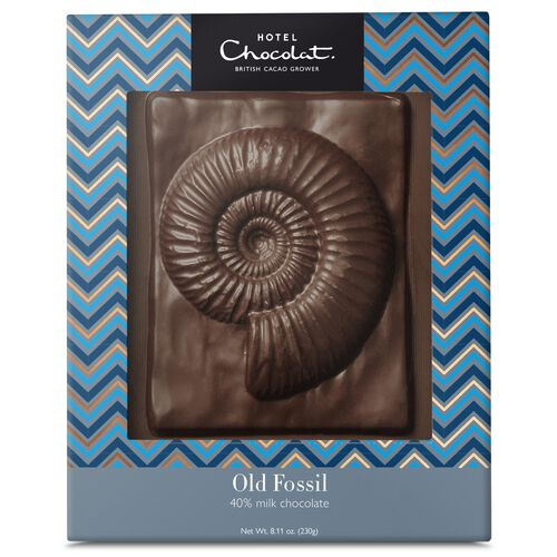 40% Milk Chocolate Old Fossil , , hi-res