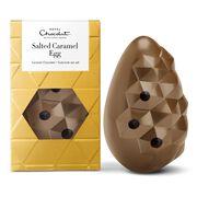 Hard-Boiled Easter Egg - Salted Caramel Chocolate, , hi-res