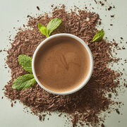 Dark with Mint Hot Chocolate - Single Serves, , hi-res