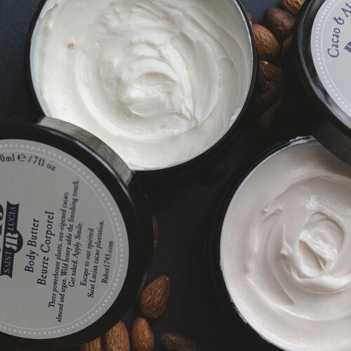 Argan & Cacao Body Butter , , hi-res