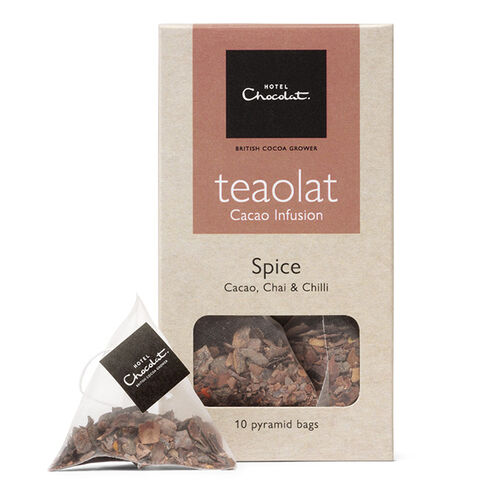 Spiced Teabags - Cacao, , hi-res