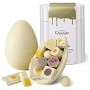 Extra-Thick Easter Egg - White Chocolate, , hi-res