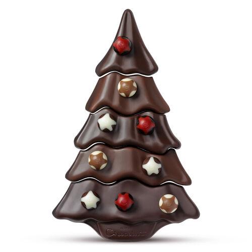 The Truffle Chocolate Christmas Tree, , hi-res