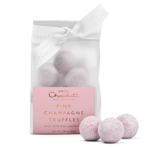 Pink Champagne Truffles, , hi-res