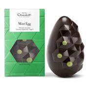 Mint Dark Chocolate Easter Egg 220g, , hi-res