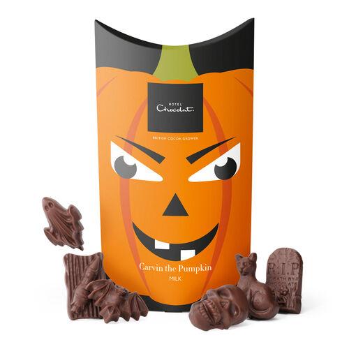 Carvin the Pumpkin – Milk, , hi-res