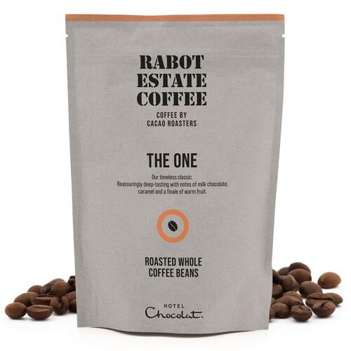 The One Whole Roasted Coffee Beans 225g, , hi-res