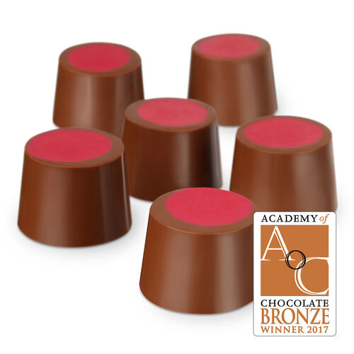 Raspberry Smoothie Chocolates Selector