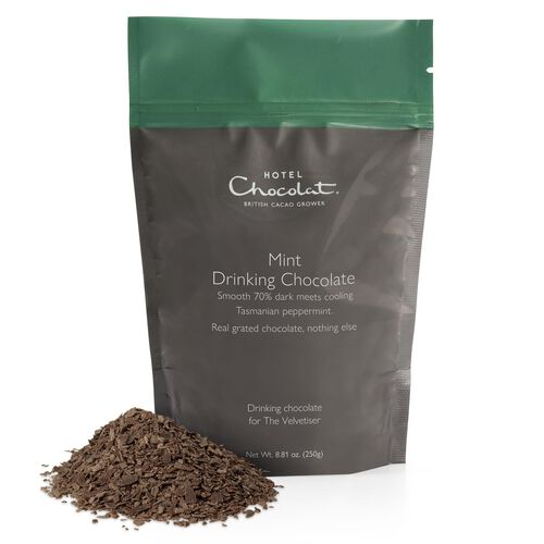 Mint Hot Chocolate – Resealable Pouch, , hi-res