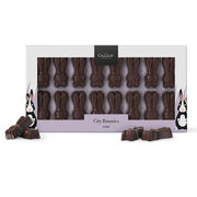 City Dark Chocolate Easter Bunnies, , hi-res