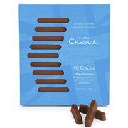 40% Milk Chocolate Batons, , hi-res
