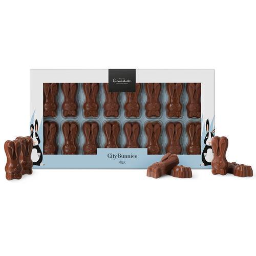 City Easter Bunnies – Milk Chocolate, , hi-res