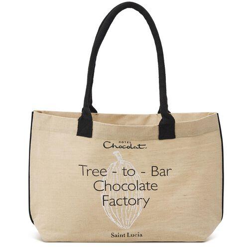 Plain Chocolate Factory Bag, , hi-res