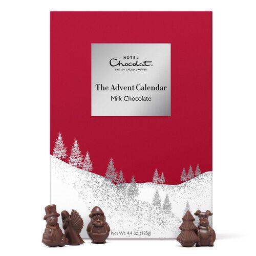 The Advent Calendar Milk, , hi-res