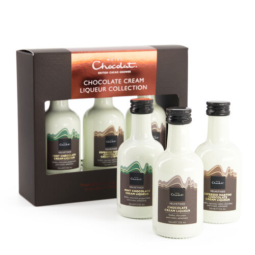 The Velvetised Cream Liqueurs Collection, , hi-res