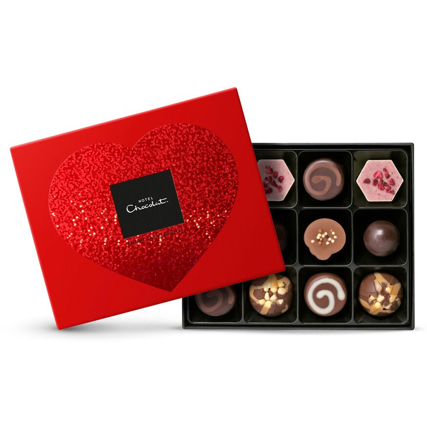 Valentine's Signature Box, , hi-res
